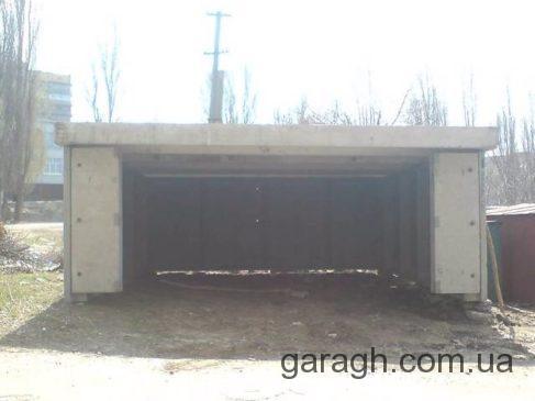 Комплекты железобетонных гаражей дорожные плиты 2пп