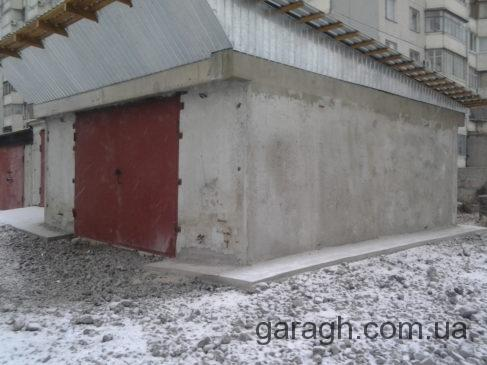 Комплекты железобетонных гаражей фундаменты железобетонные блоки